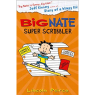 Big Nate Super Scribbler (BOK)