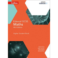GCSE Maths Edexcel Higher Student Book (BOK)