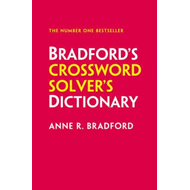 Collins Bradford's Crossword Solver's Dictionary (BOK)