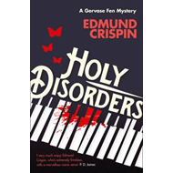 Holy Disorders (BOK)