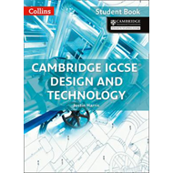 Cambridge IGCSE (R) Design and Technology Student Book (BOK)