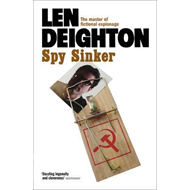 Produktbilde for Spy Sinker (BOK)