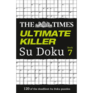 Times Ultimate Killer Su Doku Book 7 (BOK)