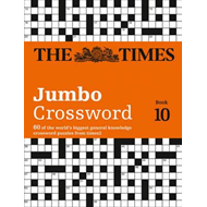 Times 2 Jumbo Crossword Book 10 (BOK)