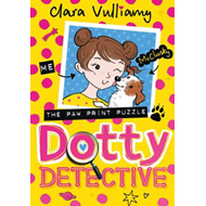 Dotty Detective and the Paw Print Puzzle (BOK)