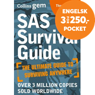 Produktbilde for SAS Survival Guide - How to Survive in the Wild, on Land or Sea (BOK)
