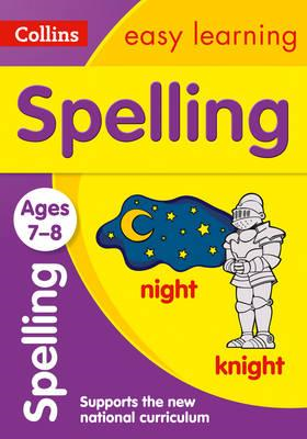 Spelling Ages 7-8: New Edition (BOK)