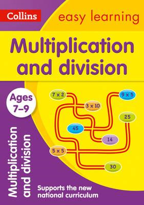 Multiplication and Division Ages 7-9: New Edition (BOK)