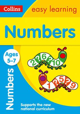Numbers Ages 5-7: New Edition (BOK)