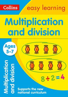 Multiplication and Division Ages 5-7: New Edition (BOK)