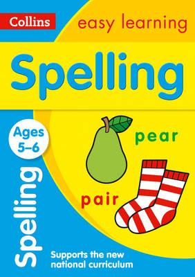 Spelling Ages 5-6: New Edition (BOK)
