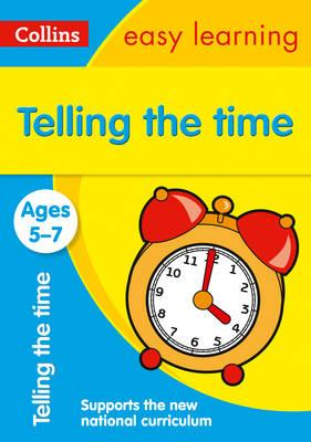 Telling the Time Ages 5-7: New Edition (BOK)