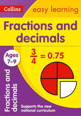 Fractions and Decimals Ages 7-9 (BOK)