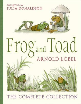 Frog and Toad (BOK)