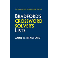 Collins Bradford's Crossword Solver's Lists (BOK)
