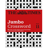 Times 2 Jumbo Crossword Book 11 (BOK)