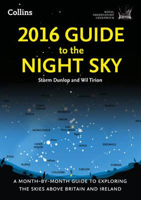 2016 Guide to the Night Sky (BOK)