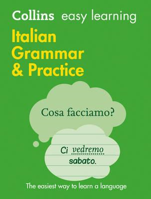 Easy Learning Italian Grammar and Practice (BOK)