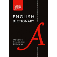 Collins English Dictionary Gem Edition (BOK)