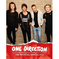 One Direction: The Official Annual (BOK)