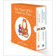 Tiger Who Came to Tea / Mog the Forgetful Cat (BOK)
