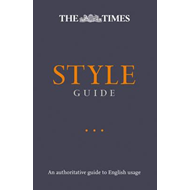 Times Style Guide (BOK)