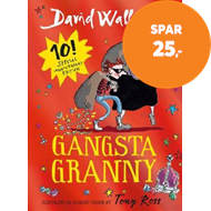 Produktbilde for Gangsta Granny - Limited Gift Edition of David Walliams' Bestselling Children's Book (BOK)