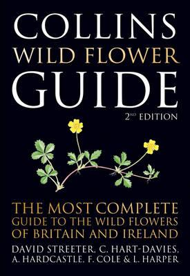 Collins Wild Flower Guide (BOK)