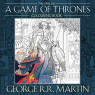 Official A Game of Thrones Colouring Book (BOK)