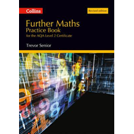 Further Maths Practice Book for the AQA Level 2 Certificate (BOK)