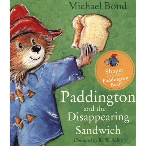 Paddington and the Disappearing Sandwich (BOK)