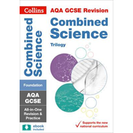 AQA GCSE Combined Science Trilogy Foundation Tier All-in-One (BOK)