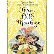 Three Little Monkeys (BOK)