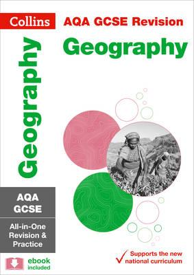 AQA GCSE Geography All-in-One Revision and Practice (BOK)