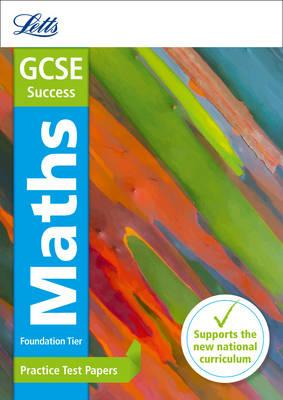 GCSE Maths Foundation Practice Test Papers (BOK)