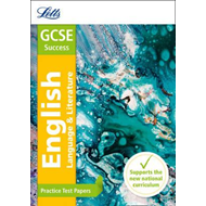 GCSE English Practice Test Papers (BOK)