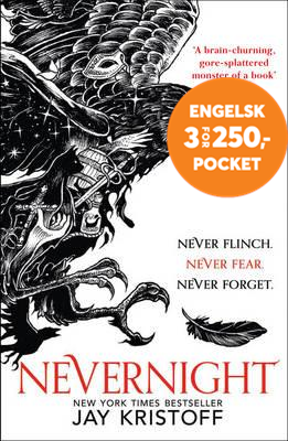 Nevernight (BOK)