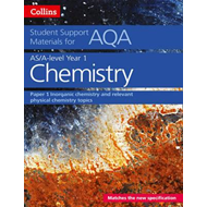 AQA A Level Chemistry Year 1 & AS Paper 1 (BOK)