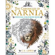 Chronicles of Narnia Colouring Book (BOK)