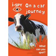 i-SPY On a car journey (BOK)