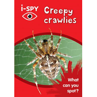 i-SPY Creepy crawlies (BOK)