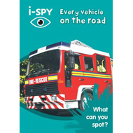 i-SPY Every vehicle on the road (BOK)