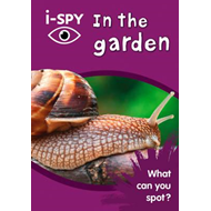 i-SPY In the garden (BOK)