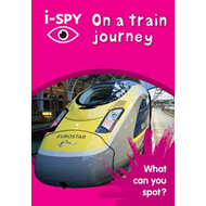 i-SPY On a train journey (BOK)