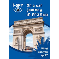 i-SPY On a car journey in France (BOK)