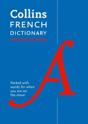 Collins French Dictionary Pocket Edition (BOK)