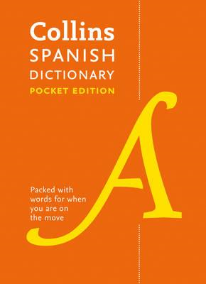 Collins Spanish Dictionary Pocket Edition (BOK)