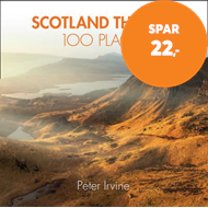 Produktbilde for Scotland The Best 100 Places - Extraordinary Places and Where Best to Walk, Eat and Sleep (BOK)