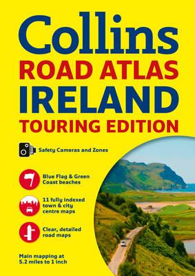 Collins Ireland Road Atlas (BOK)