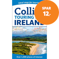Produktbilde for Collins Ireland Touring Map (BOK)